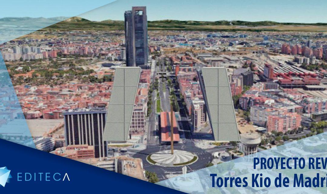 Las Torres KIO en 3 pasos con REVIT arquitectura AVANZADO
