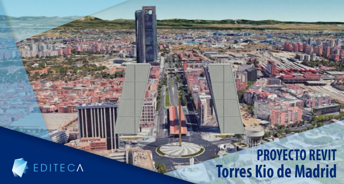 Torres Kio con Revit