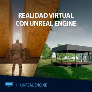 CURSO VR UNREAL ENGINE EDITECA
