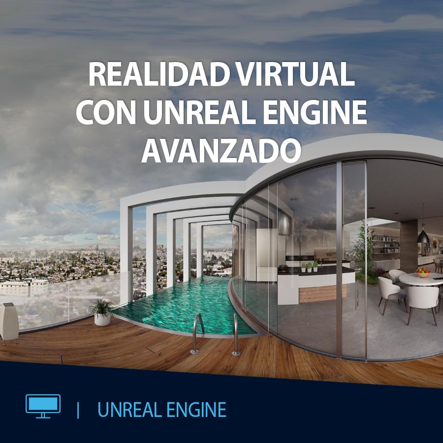 CURSO VR UNREAL ENGINE AVANZADO