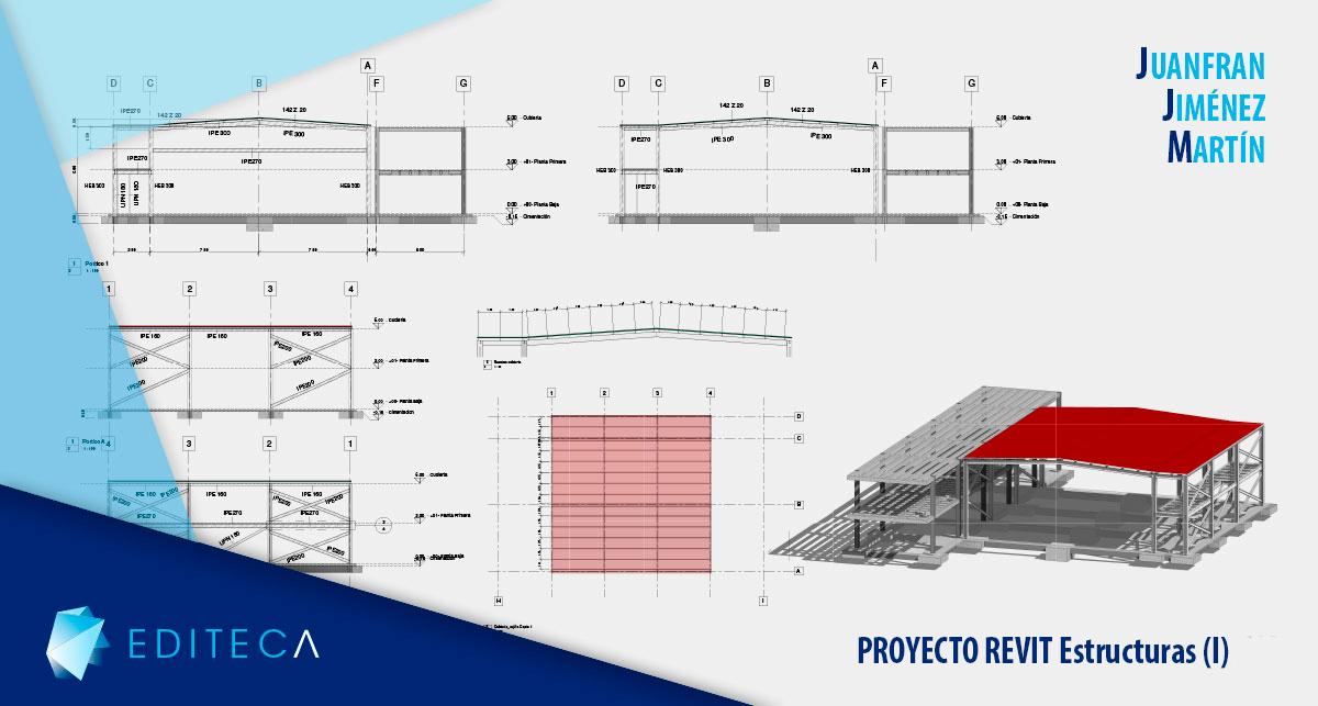 proyecto revit estructuras (I) Juanfran Jiménez