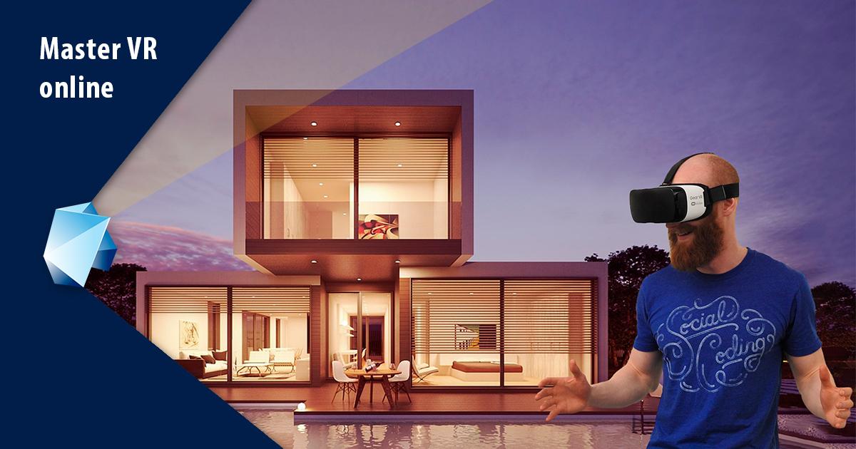 master realidad virtual - experto en realidad virtual