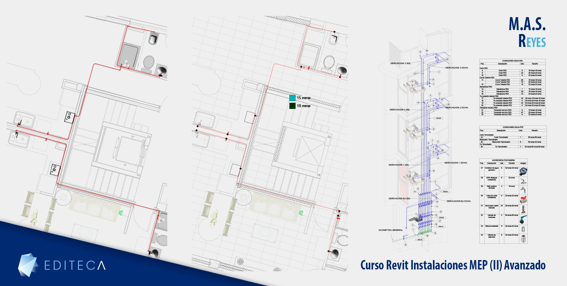proyectos instalaciones mep 2 avanzado