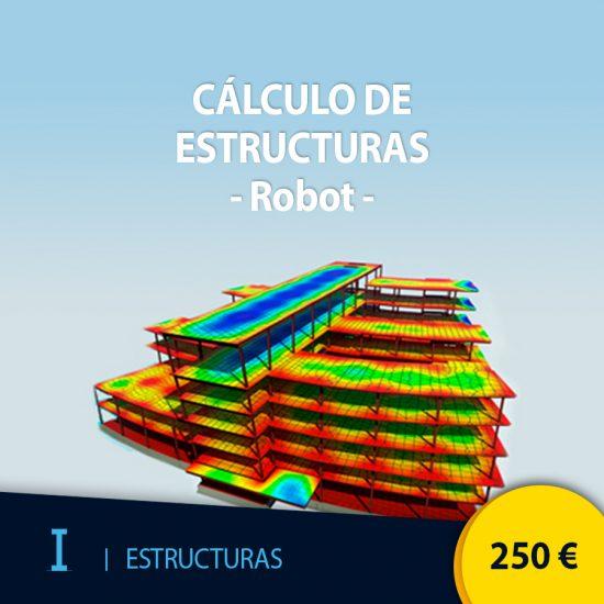 Curso online cálculo de estructuras con Robot