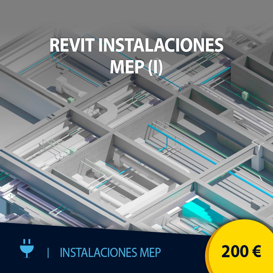 Curso online Revit Instalaciones MEP 1