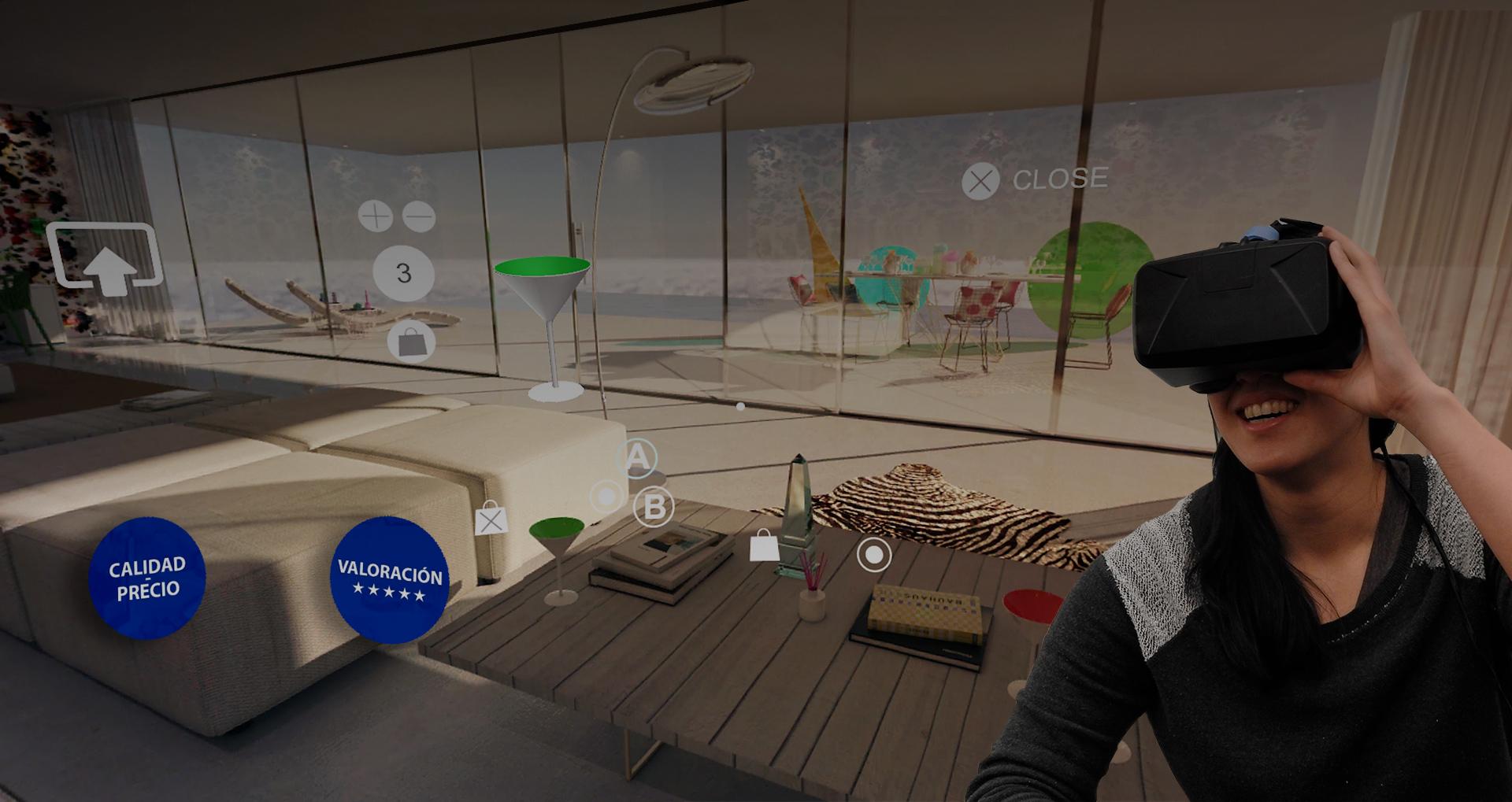 Máster VR online
