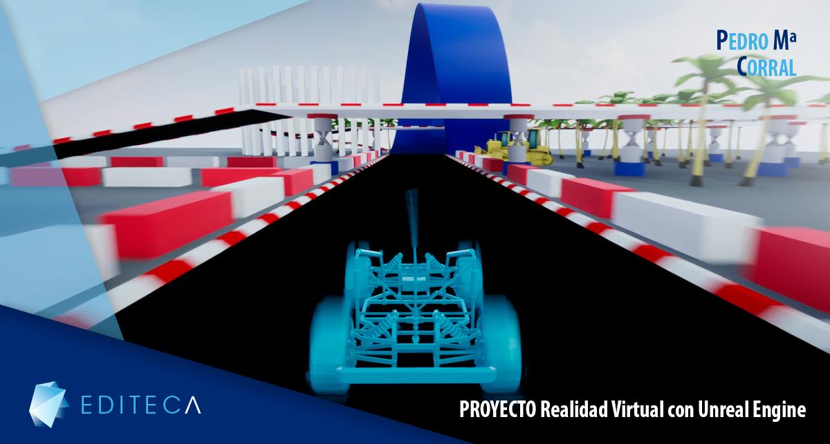 proyecto unreal engine pedro mª corral