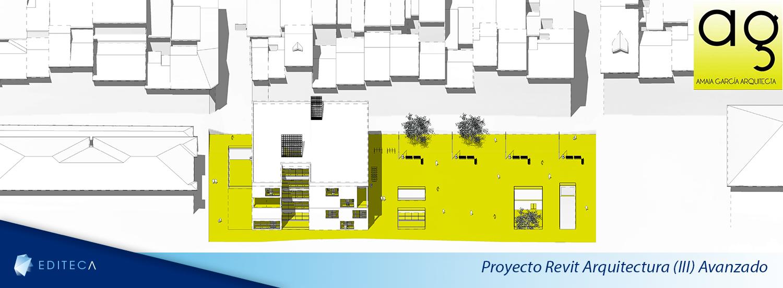 proyecto arquitectura avanzado amaia planta