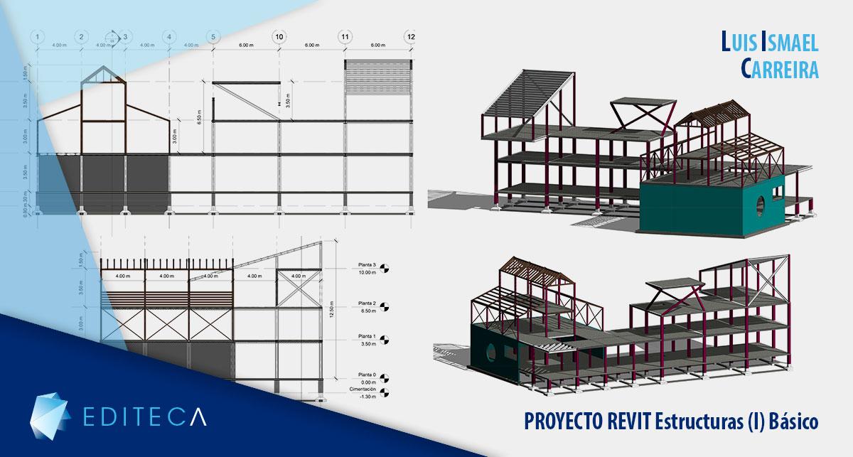 proyecto luis ismael carreira estructuras basico portada