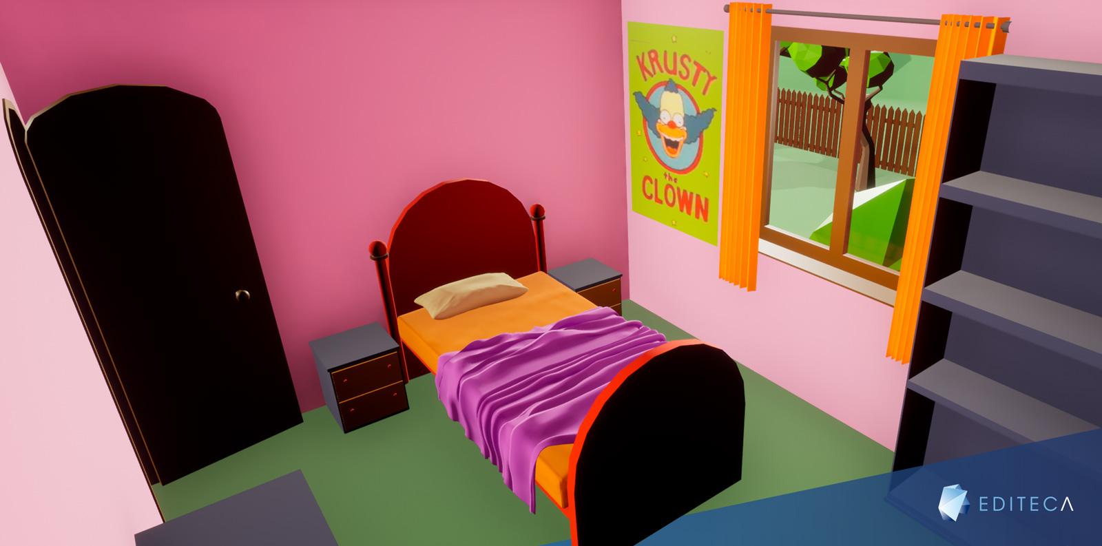 proyecto-VR-Unreal-engine-Simpsons-Editeca-2