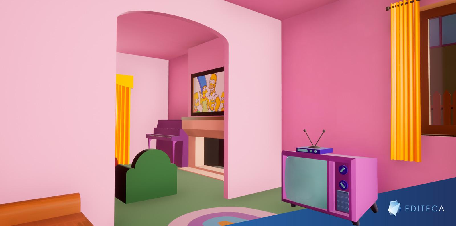 proyecto-VR-Unreal-engine-Simpsons-Editeca-3