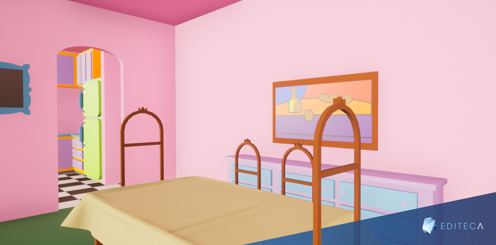 proyecto-VR-Unreal-engine-Simpsons-Editeca-4
