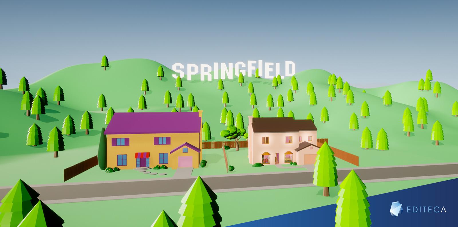 proyecto-VR-Unreal-engine-Simpsons-Editeca-1