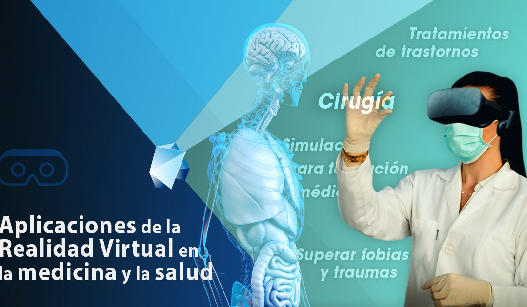 Aplicaciones de la Realidad Virtual en la medicina y la salud