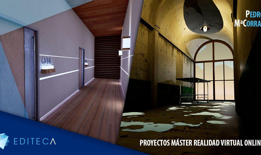Proyectos Máster VR – Pedro Mª Corral