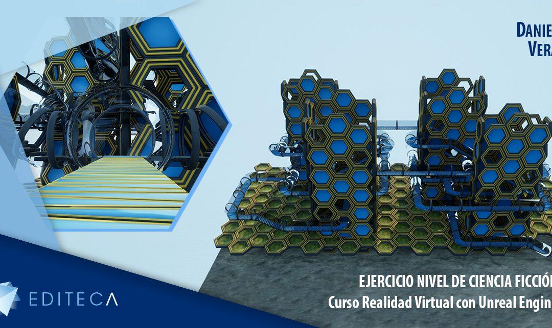 Ejercicio Realidad Virtual con Unreal Engine – Daniel Vera