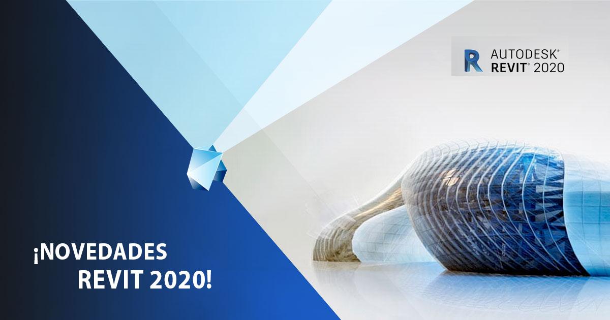novedades revit 2020