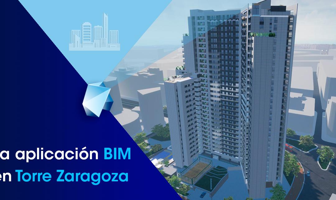 La aplicación BIM en Torre Zaragoza