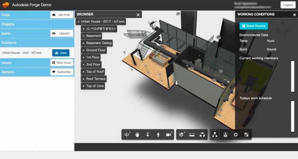Autodesk-Forge