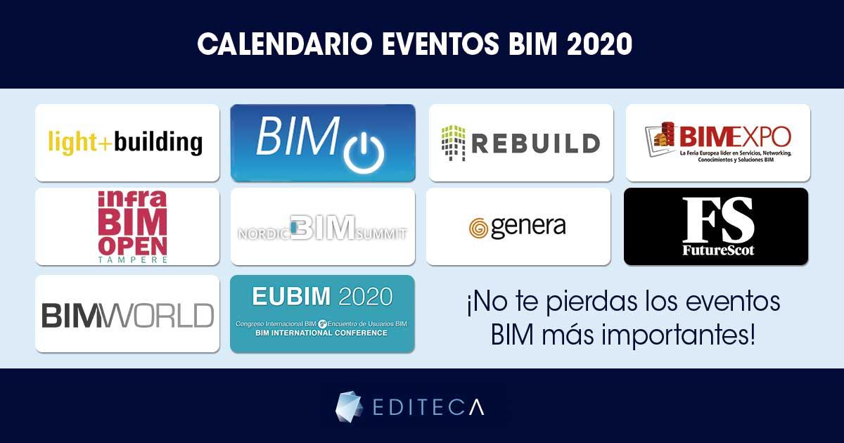 Eventos BIM 2020