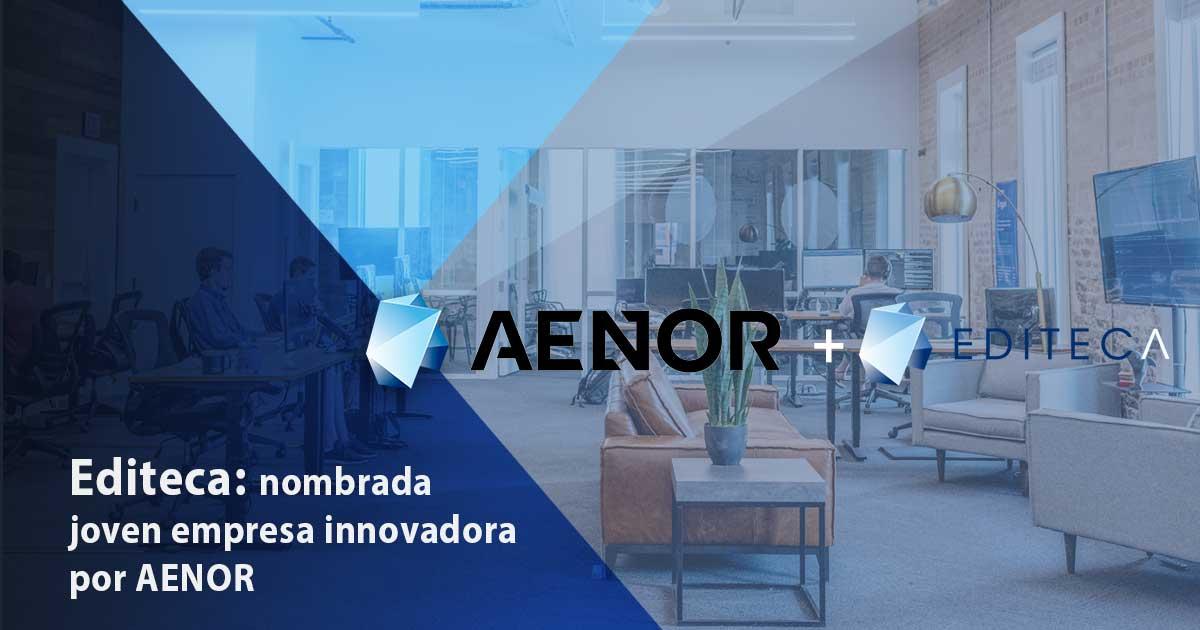 empresa-innovadora-Editeca-AENOR