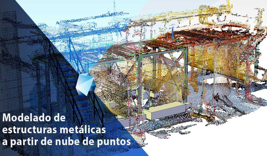 Modelado de estructuras metálicas a partir de nube de puntos