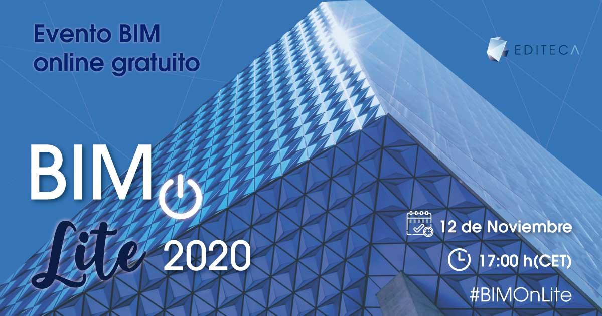 Cartel BIM On Lite 2020