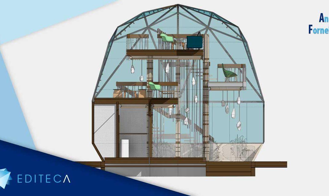 Proyecto Revit Interiorismo – Ana Fornell