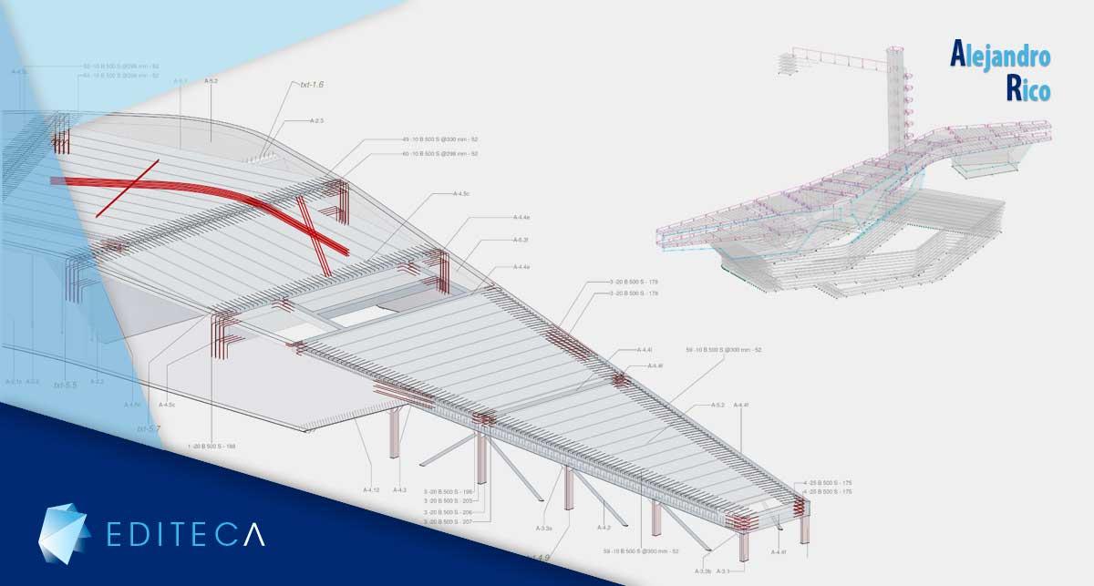 Proyecto Revit Estructuras III en empresa – Alejandro Rico