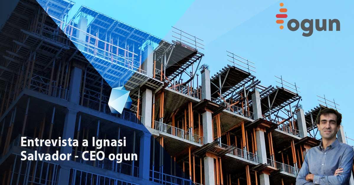 """""""En el mundo de la construcción estaba todo por hacer en cuanto a digitalización"""""""