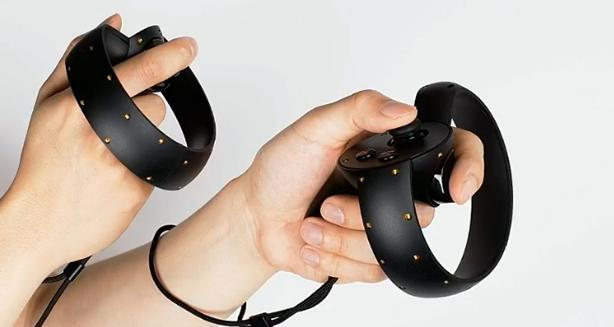 controles realidad virtual