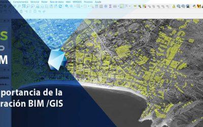 La importancia de la Integración BIM/GIS