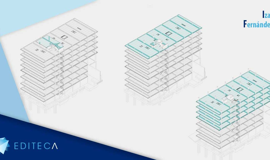 Proyecto Revit Estructuras III en empresa – Izar Fernández
