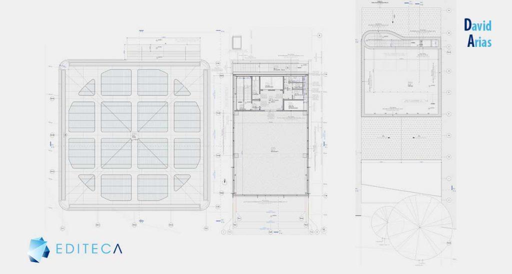 proyecto revit arquitectura avanzado-plantas