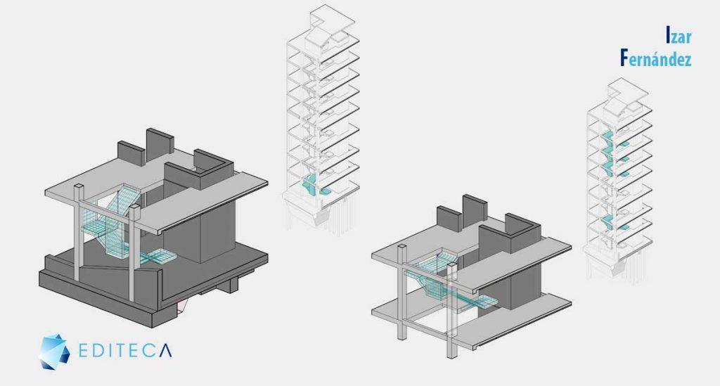 proyecto-revit-estructuras-escaleras