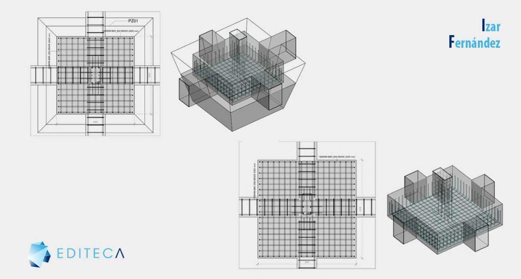 proyecto-revit-estructuras-escaleras-zapatas