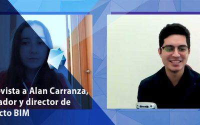 Entrevista a Alan Carranza, fundador y director de Aspecto BIM