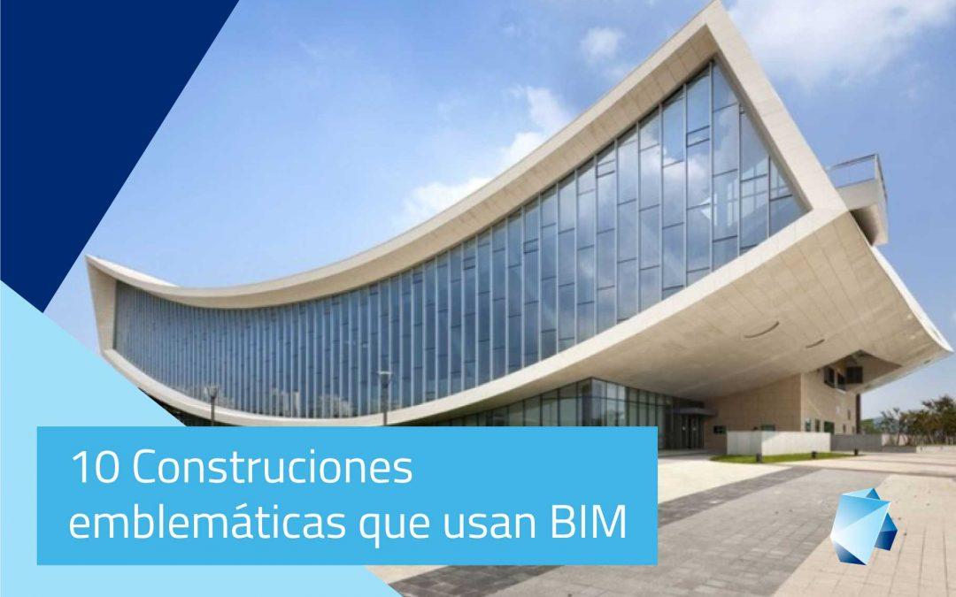 TOP 10 de edificios con BIM más emblemáticos