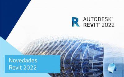 Novedades Revit 2022