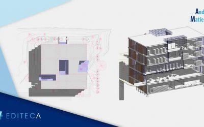 Proyecto Revit Arquitectura (II) Intermedio – Andrea Matienzo