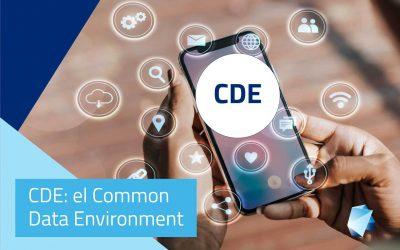 CDE: El common data environment
