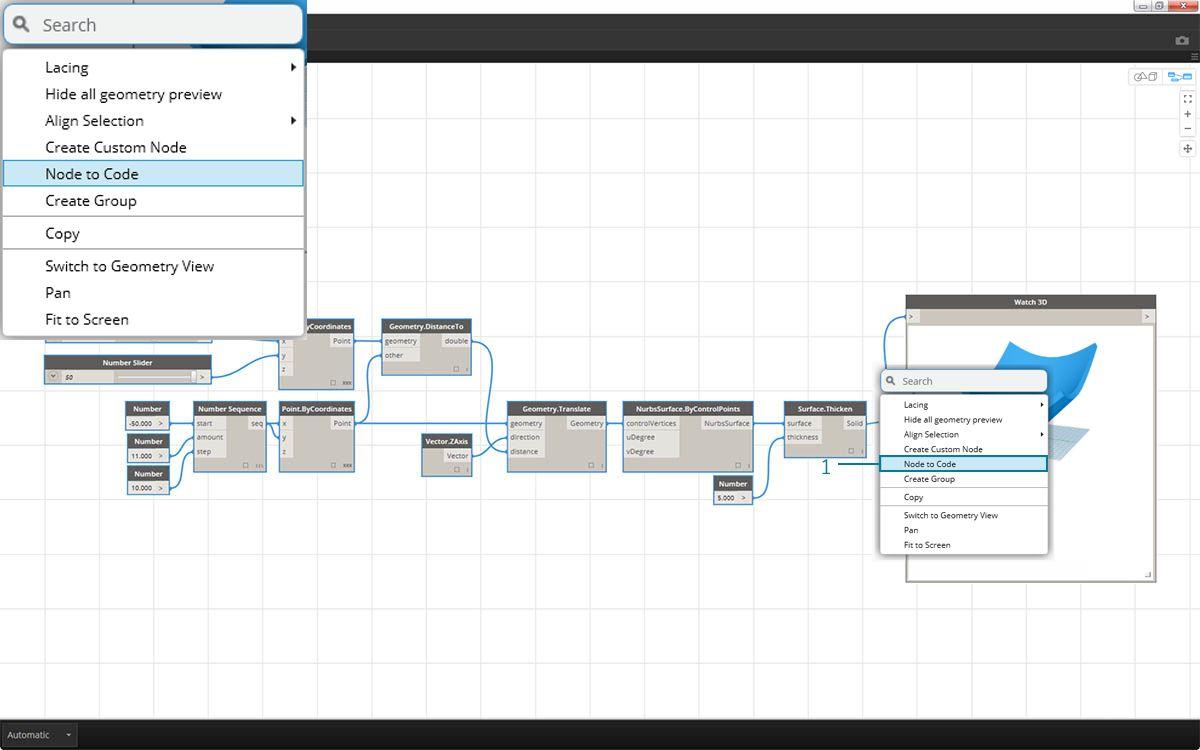 DesignScript y Dynamo-2
