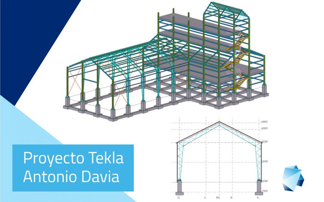 Proyecto Tekla – Antonio Davia
