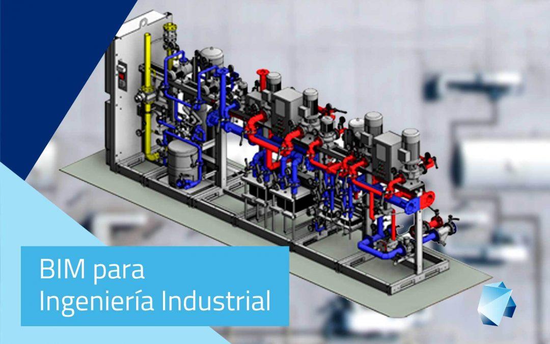 BIM para Ingeniería Industrial
