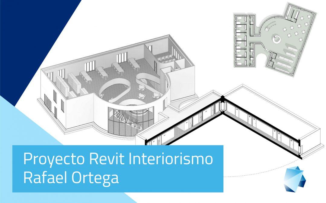 Proyecto Revit Interiorismo – Rafael Ortega