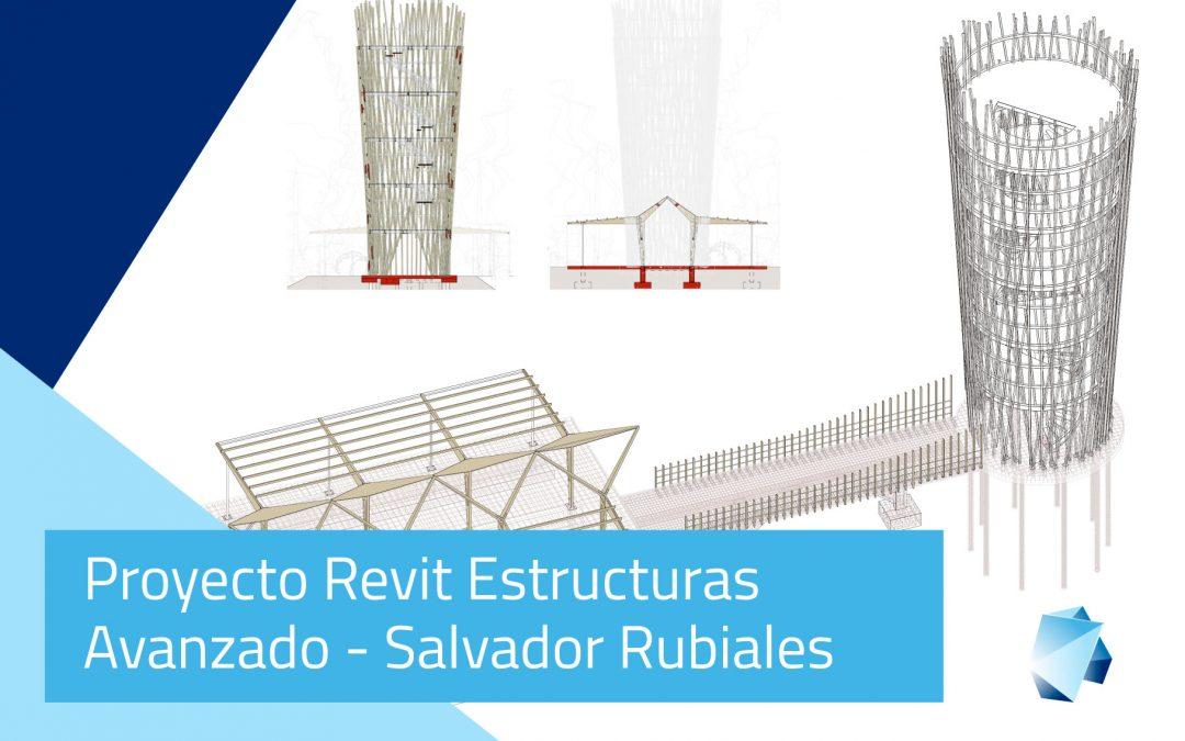 Proyecto Revit Estructuras Avanzado – Salvador Rubiales