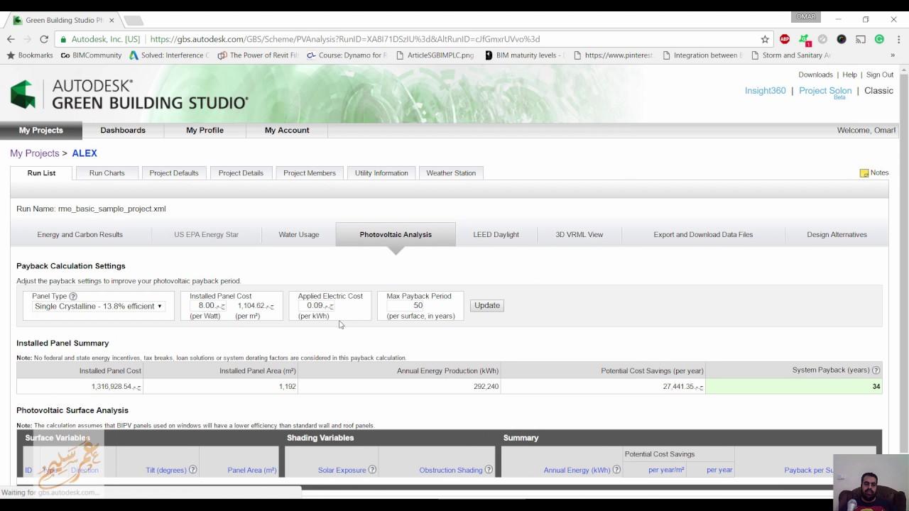 Green Building Studio Proyecto