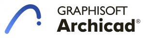 Logo del software bim Graphisoft Archicad