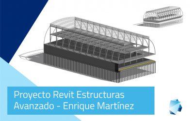 Proyecto Revit Estructuras Avanzado – Enrique Martínez