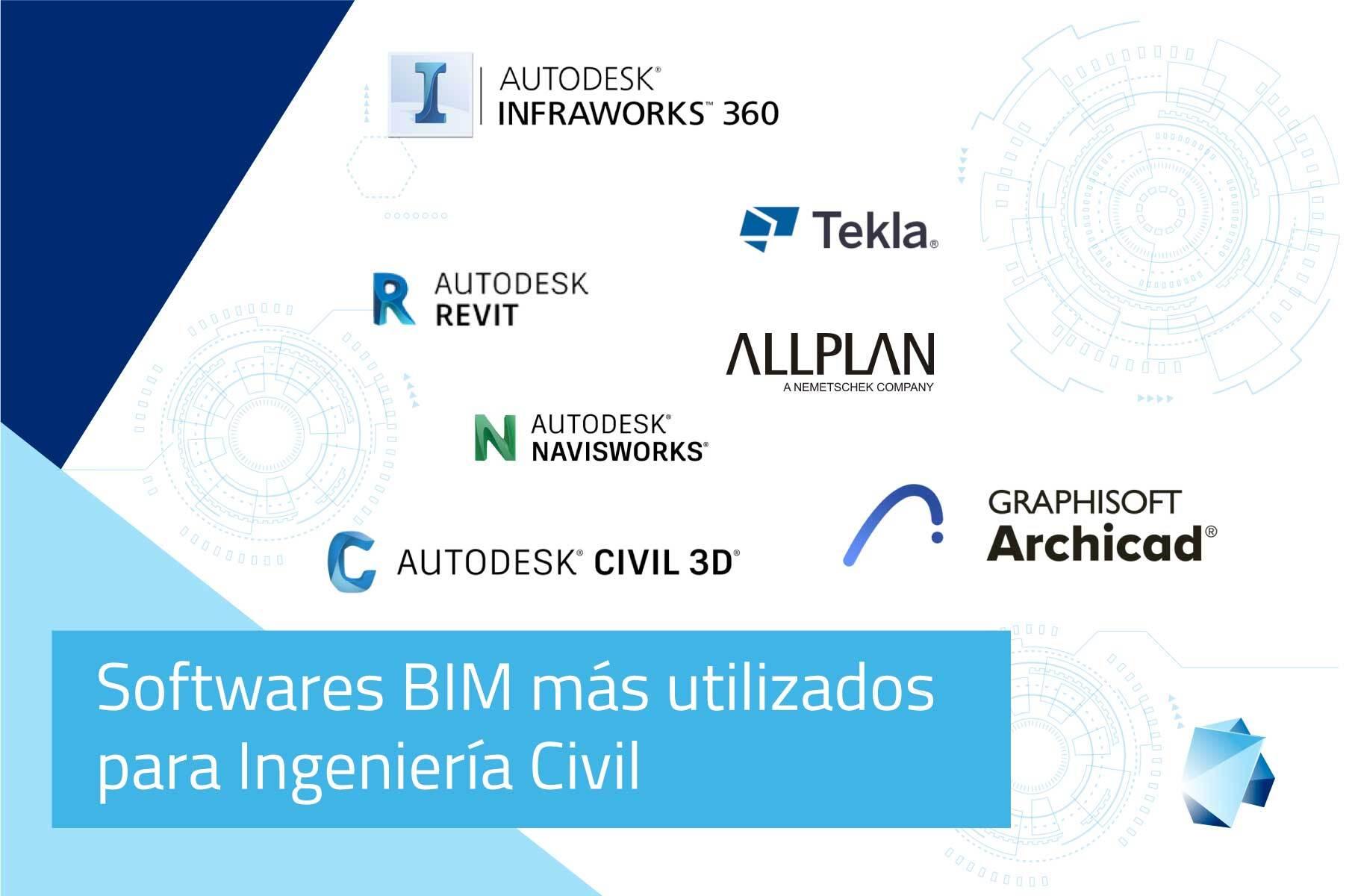 Softwares-Ingenieria-Civil